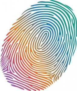 Colorful-fingerprint